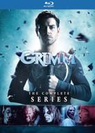 GRIMM SEASON 1 - 6 [UK] BLU-RAY