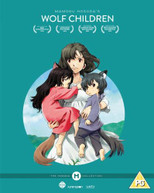 HOSODA COLLECTION WOLF CHILDREN COLLECTORS EDITION [UK] BLU-RAY