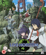 LOG HORIZON SEASONS 1 - 2 COLLECTORS EDITION [UK] BLU-RAY