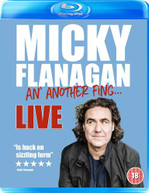 MICKY FLANAGAN AN ANOTHER FING LIVE [UK] BLU-RAY