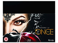 ONCE UPON A TIME SERIES 1 - 6 [UK] BLU-RAY