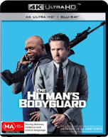THE HITMAN'S BODYGUARD (4K UHD/BLU-RAY) (2017)  [BLURAY]
