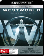 WESTWORLD: SEASON 1 - THE MAZE (4K UHD/BLU-RAY) (2016)  [BLURAY]