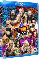 WWE SUMMERSLAM 2017 [UK] BLU-RAY