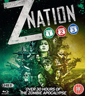 Z NATION SEASONS 1 - 3 [UK] BLU-RAY