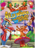 TOM & JERRY: WILLY WONKA & THE CHOCOLATE FACTORY DVD