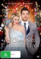 A CINDERELLA CHRISTMAS (2016)  [DVD]
