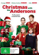 CHRISTMAS WITH THE ANDERSONS (2016)  [DVD]