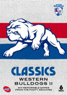 AFL CLASSICS: WESTERN BULLDOGS II (2017)  [DVD]
