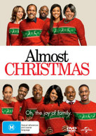 ALMOST CHRISTMAS (2016)  [DVD]
