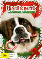 BEETHOVEN'S CHRISTMAS ADVENTURE (REPACKAGED) (2011)  [DVD]
