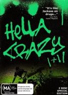 HELLA CRAZY I + II (SPECIAL EDITION) (2008)  [DVD]