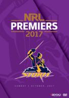 NRL PREMIERS 2017: MELBOURNE STORM (2017)  [DVD]