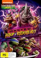TEENAGE MUTANT NINJA TURTLES: WANTED: BEBOP & ROCKSTEADY (2017)  [DVD]