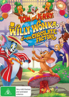 TOM AND JERRY: WILLY WONKA AND THE CHOCOLATE FACTORY (ORIGINAL MOVIE) [DVD]