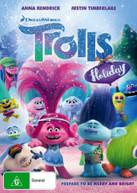 TROLLS: HOLIDAY (2017)  [DVD]