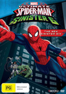 ULTIMATE SPIDER-MAN VS THE SINISTER 6: THE NEW SINISTER SIX (2016)  [DVD]