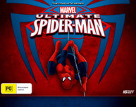 ULTIMATE SPIDER-MAN: THE COMPLETE SERIES (2012)  [DVD]