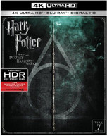 HARRY POTTER & THE DEATHLY HALLOWS PT 2 4K BLURAY