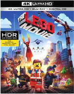 LEGO MOVIE 4K BLURAY