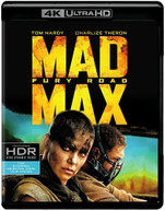 MAD MAX: FURY ROAD 4K BLURAY