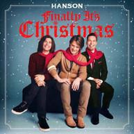 HANSON - FINALLY ITS CHRISTMAS CD