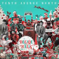 TENTH AVENUE NORTH - DECADE THE HALLS 1 CD