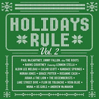 HOLIDAYS RULE VOLUME 2 / VARIOUS CD