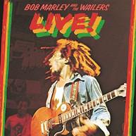 BOB MARLEY &  WAILERS - LIVE CD
