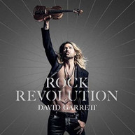 DAVID GARRETT - ROCK REVOLUTION VINYL
