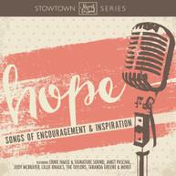 HOPE: SONGS OF ENCOURAGEMENT & INSPIRATION / VAR CD