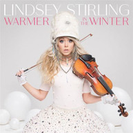 LINDSEY STIRLING - WARMER IN THE WINTER * CD