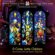 MORMON TABERNACLE CHOIR - O COME LITTLE CHILDREN CD