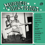 MURDER BY CONTRACT / VARIOUS VINYL
