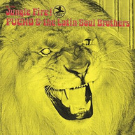 PUCHO &  LATIN SOUL BROTHERS - JUNGLE FIRE VINYL