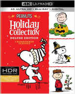 PEANUTS HOLIDAY COLLECTION 4K BLURAY