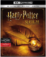 HARRY POTTER COLLECTION 4K BLURAY