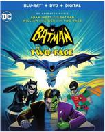 BATMAN VS TWO -FACE BLURAY
