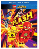 LEGO DC SUPER HEROES: THE FLASH BLURAY