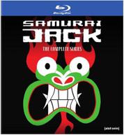 SAMURAI JACK: THE COMPLETE SERIES BOX SET BLURAY