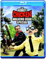 ROBOT CHICKEN WALKING DEAD SPECIAL: LOOK WHO'S BLURAY