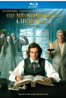 MAN WHO INVENTED CHRISTMAS BLURAY