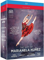ART OF MARIANELA NUNEZ BLURAY