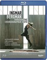 THROUGH THE CHOREOGRAPHER'S EYES BLURAY
