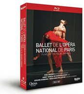 PARIS OPERA BALLET BLURAY