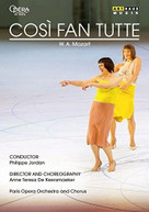 MOZART - COSI FAN TUTTE BLURAY