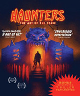 HAUNTERS: THE ART OF THE SCARE BLURAY