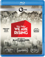 TELL THEM WE ARE RISING: STORY OF HISTORICALLY BLURAY