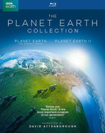 PLANET EARTH I & II GIFTSET BLURAY