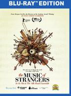 MUSIC OF STRANGERS: YO -YO MA & SILK ROAD ENSEMBLE BLURAY
